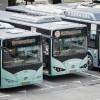 В Китайском городе электрифицировали весь общественный транспорт