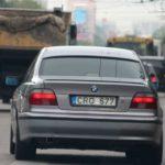 Высший админсуд впервые оштрафовал водителя автомобиля с иностранной регистрацией