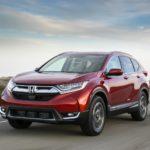 Honda CR-V 2.0 выходит на российский рынок. Цена известна