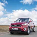 Hyundai Creta 2018 модельного года поступил в продажу