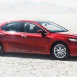 Новая Toyota Camry: сверхуспешный старт продаж