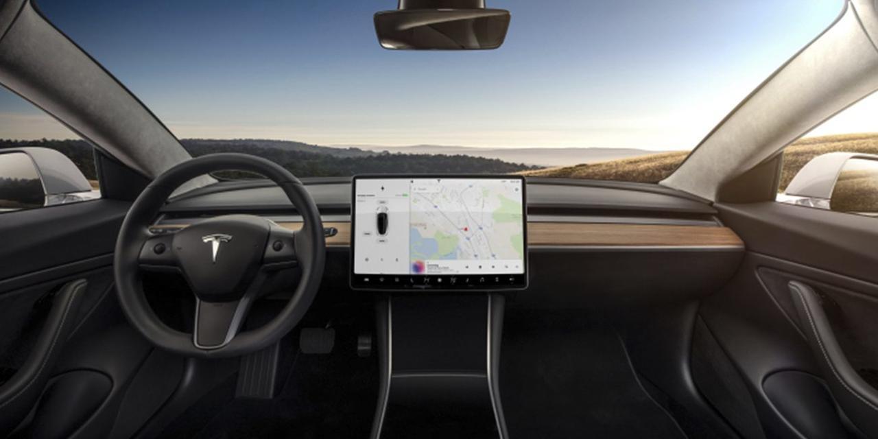 Электромобили Tesla получат новую навигацию